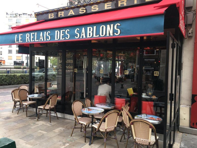 le relais des sablons Neuilly