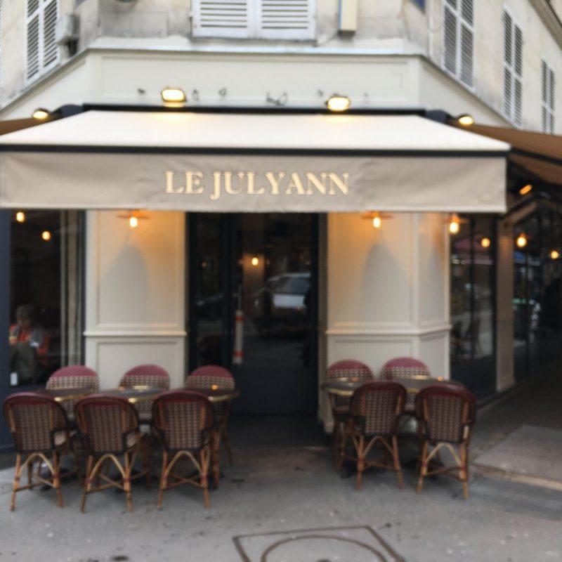 Brasserie le Julyann