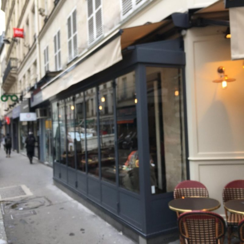 Brasserie le Julyann 9ème