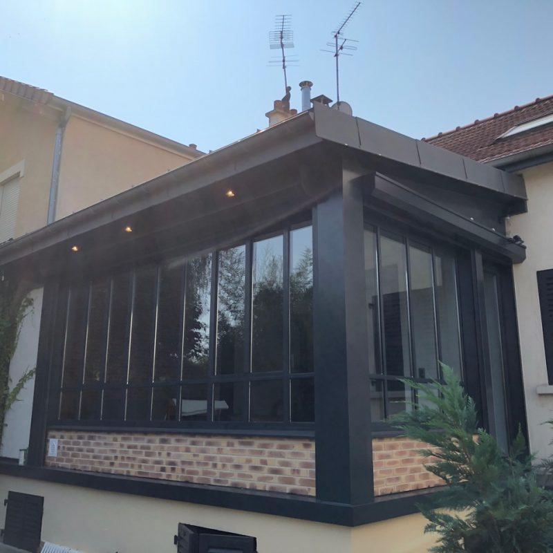 véranda Maisons-Alfort 94