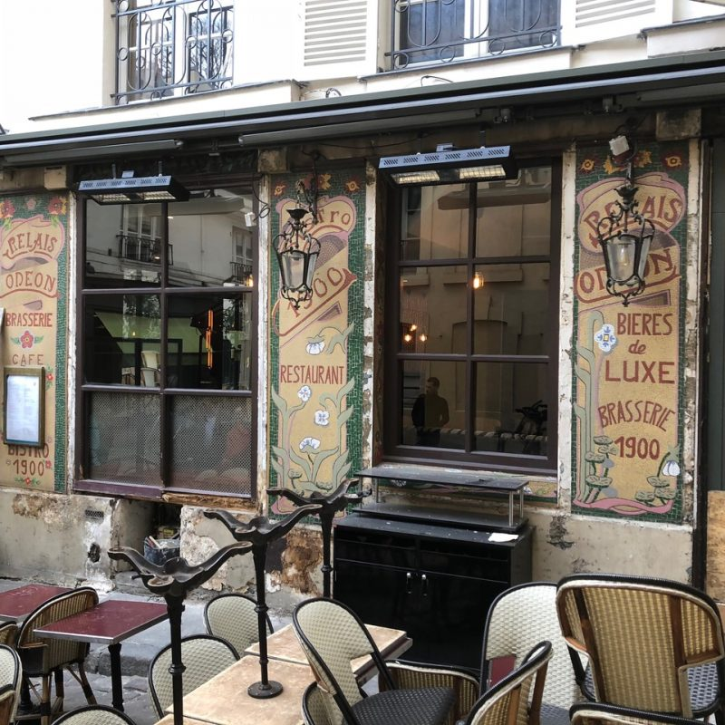 brasserie odéon