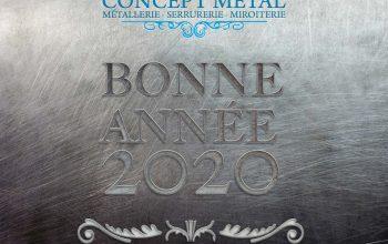 MÉTALLIQUE ANNÉE 2020 !