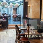 restaurant séparation tables paris