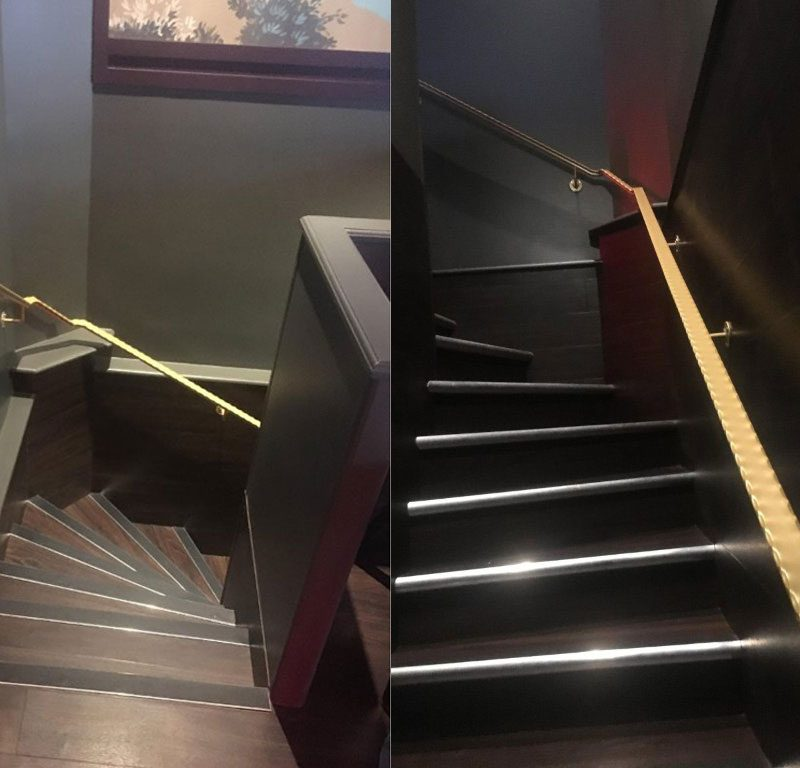 escalier restaurant 94