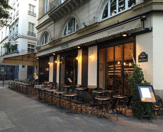 agencement restaurant paris