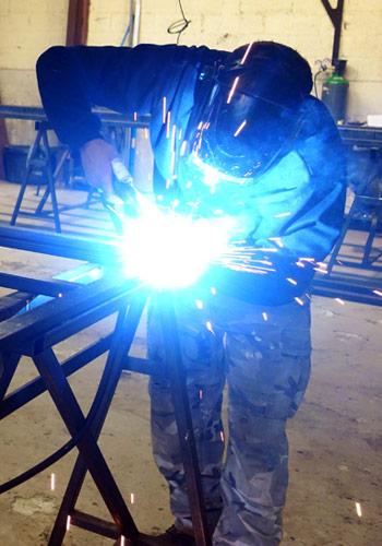 atelier metal yvelines