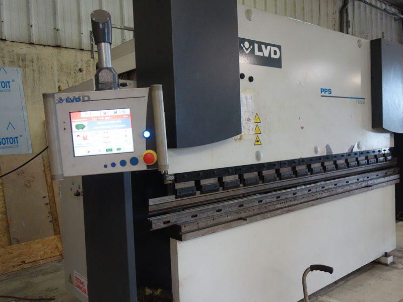 machine atelier metal