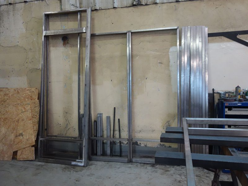 atelier metal materiel