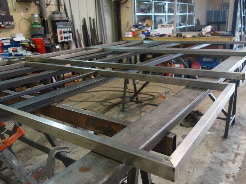 atelier metal decoupe