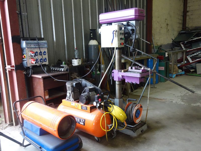machine metallerie 2