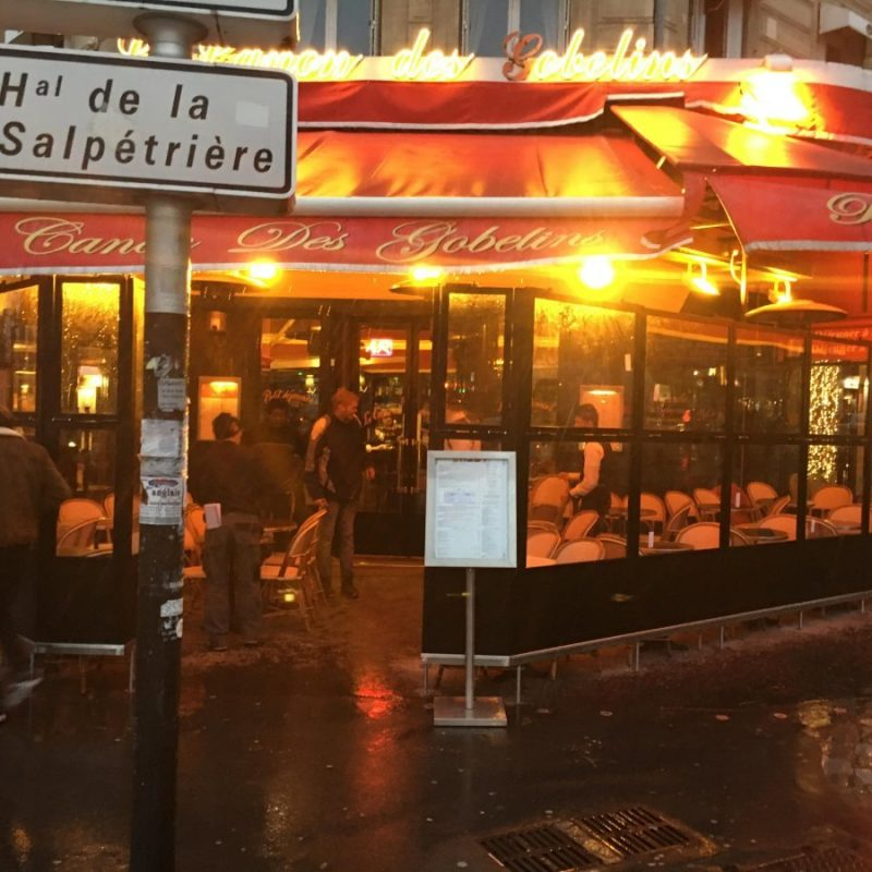 brasserie paris 13eme