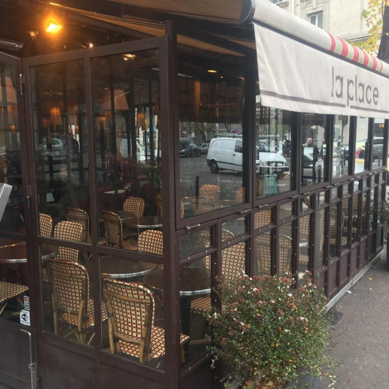 brasserie la place paris