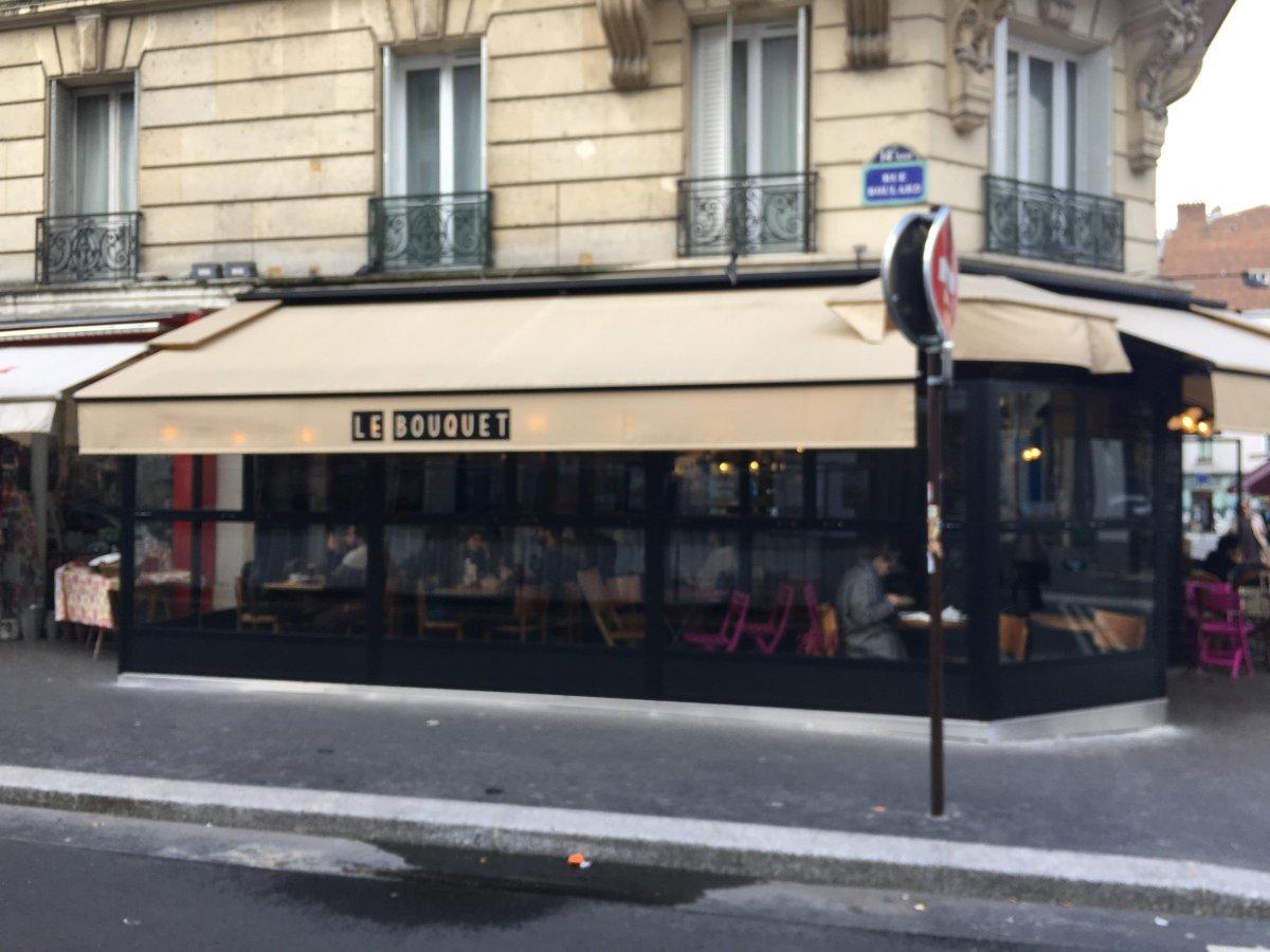 Brasserie rue daguerre paris 14e