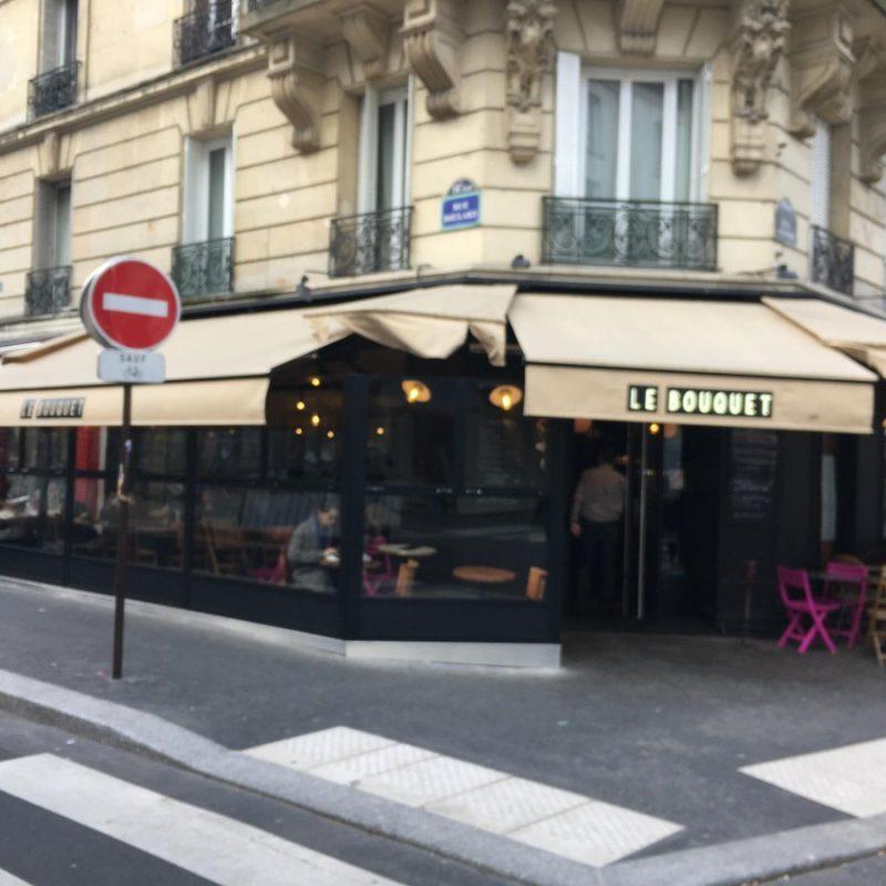 Brasserie le Bouquet Daguerre