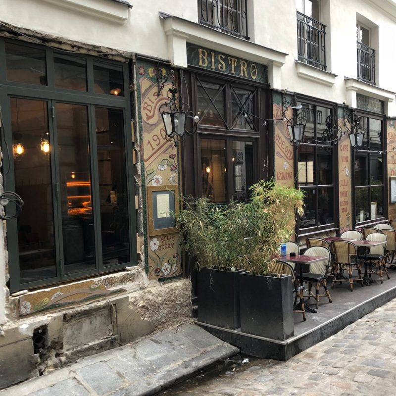 bistro Le Relais Odéon Paris