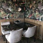 separateur table restaurant paris