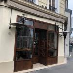 devanture Brasserie le Comptoir 75010