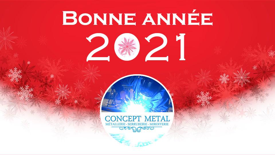 concept metal 2021